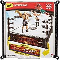WWE SummerSlam Star Ring