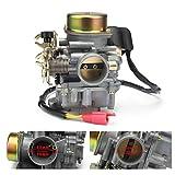 CVK30 CVK 30MM Carburador Carb Keihin Motocicleta de repuesto para todos los Scooters Atv con GY6 150-250CC 150CC 200CC 250CC Motor ATV Suciedad