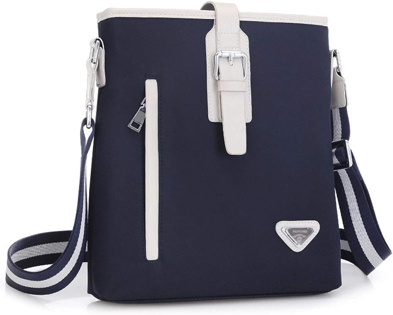 5 25 (größe Sporttasche Casual Bag Messenger Student Tuch