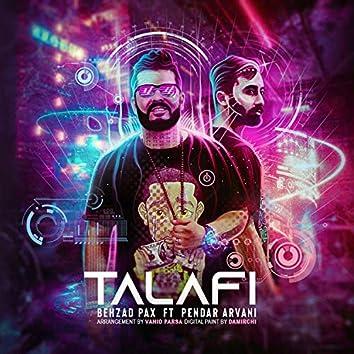 Talafi (feat. Pendar Arvani)