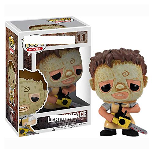 DUYUJIE POP Texas Chainsaw Massacre Leatherface Hand-made Statue Model Ornaments