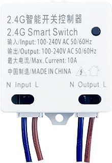 10A Draadloze Smart Switch Rm 2.4G Smart Switch Hub Universal Diy Module Voor Smart Home Automation Oplossing Rm 2.4G Smar...