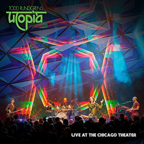 Live at Chicago Theater (Dvd+Blu-Ray+2 Cds)