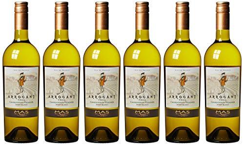 Arrogant Frog Ribet White - Chardonnay-Viognier IGP Pays d'Oc  trocken (6 x 0.75 l)