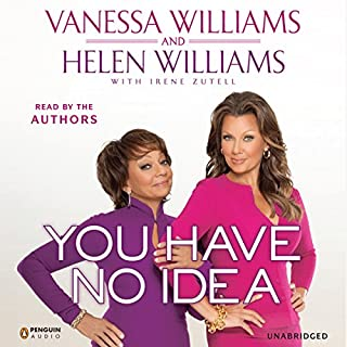You Have No Idea audiobook cover art