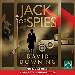 Jack of Spies cover art