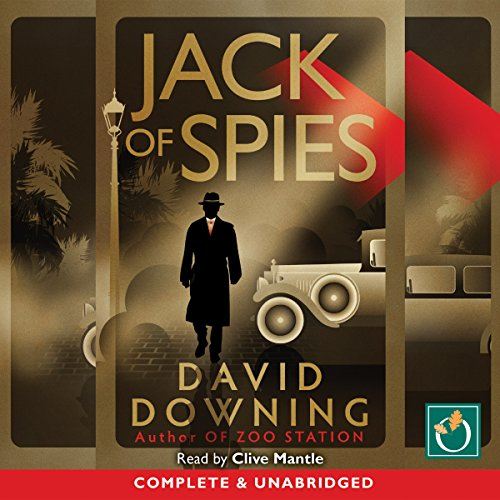 Couverture de Jack of Spies