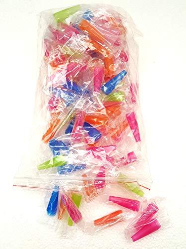 luigi324 Stock - 1000 boquillas para shisha de plástico pesado de alta calidad