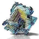 PIERRETOILES Bismuto Mineral Specimen 40 mm Piedra de transformación … (40 mm)