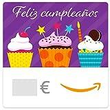 Cheques Regalo de Amazon.es - E-mail - Cupcakes (Cumpleaños)