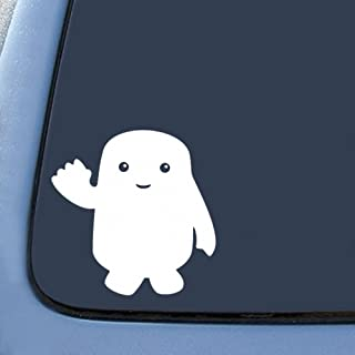Adipose Inspired DW Whovian Sticker Decal Notebook Car Laptop 5