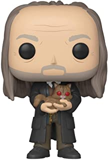 Filch & Mrs. Norris (2019 Fall Con Exc): Fun ko Pop! Vinyl Figure & 1 Compatible Graphic Protector Bundle (101 - 42850 - B)