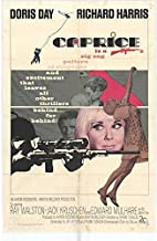 Decorative Wall Poster Caprice POSTER Movie (27 x 40 Inches - 69cm x 102cm) (1967)