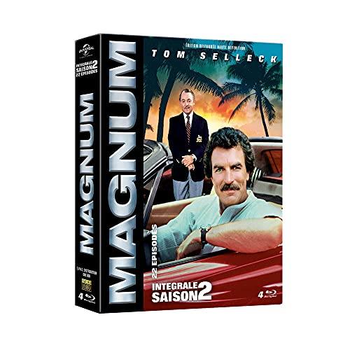 Coffret magnum, saison 2 [Blu-ray] [FR Import]