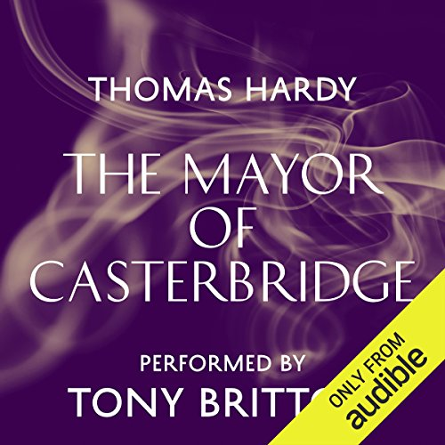 The Mayor of Casterbridge cover art