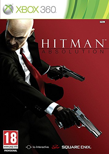 XBOX 360 - Hitman Absolution : Tailored Edition
