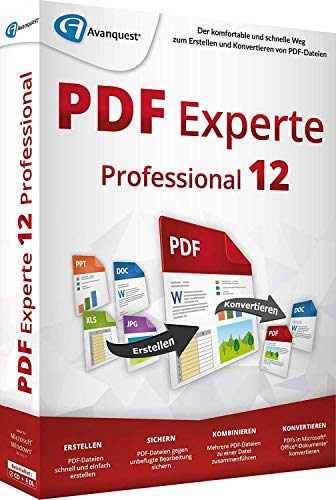 PDF Experte 12 Professional DVD inkl. Steganos Privacy Suite 18 Bundle