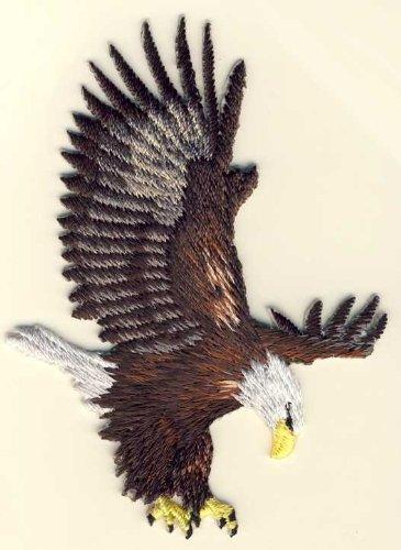 Preisvergleich Produktbild Adler - Eagle - Aufnäher Aufbügler Applikation Patch