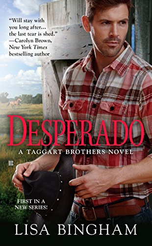 Image of Desperado (A Taggart Brothers Novel)