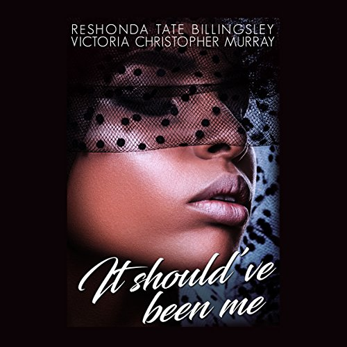 It Should've Been Me audiobook cover art