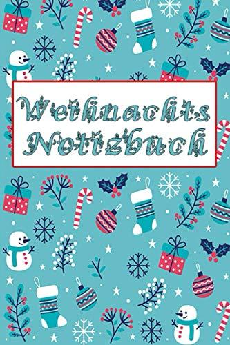 Weihnachts Notizbuch: Dankeschön Geschenke für Freunde zu weihnachten | Dankeschön Geschenke für Freunde zu weihnachten | Notizbuch a5 liniert Softcover Geschenke für lehrer zu weihnachten Geburtstag