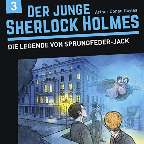 Die Legende von Sprungfeder-Jack cover art