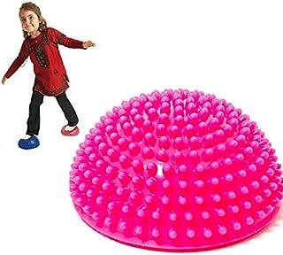 Toys&Hobbies Hemisphere Balance Stepping Stones Durian Spiky Massage Ball Sensory Integration Indoor Outdoor Games Toys fo...