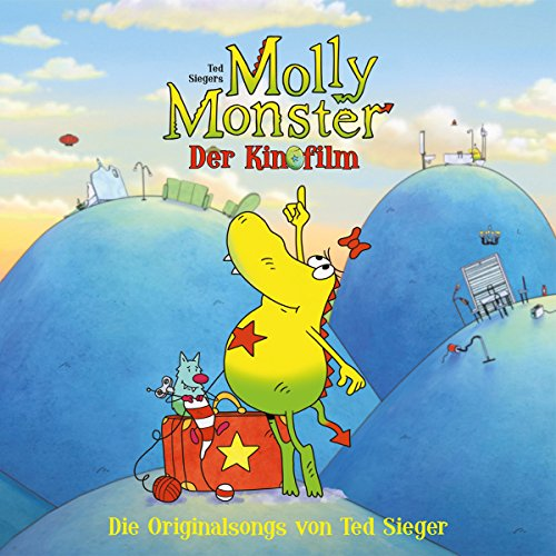 Molly Monster-die Original-Songs Zum Kinofilm