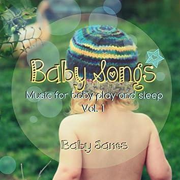 Music for Baby Play and Sleep, Vol. 1