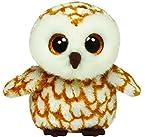 Ty Beanie Boos Swoops Brown Barn Owl Plush