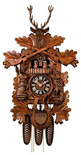 Hönes Cuckoo Clock Hunting Clock HO 8634/5Tnu