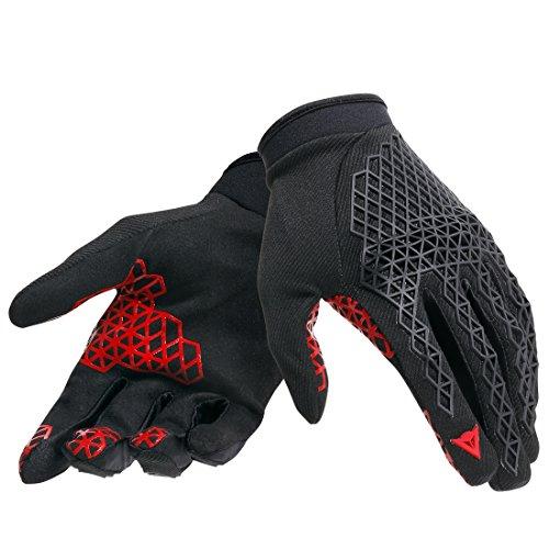 Dainese Tactic Gloves Ext Guantes de MTB, Hombre, Negro/Negro, XXS