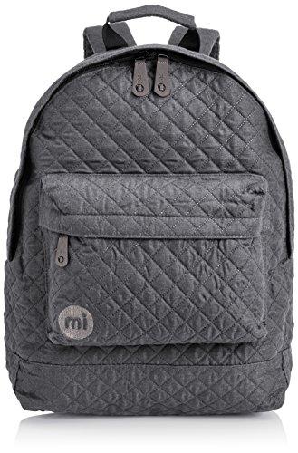 Mi-Pac Backpacks et Rucksacks Sac à Dos Loisir, 41 cm, Quilted Grey
