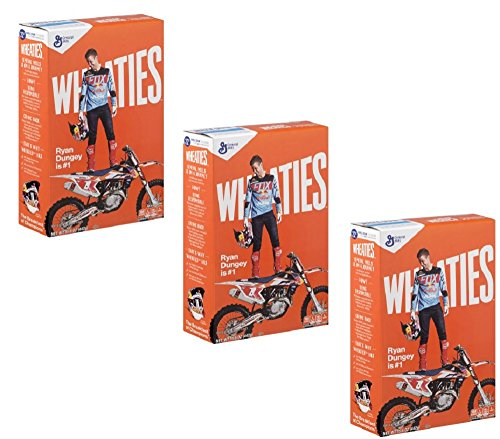 Pack of 3 - Wheaties Cereal 15.6 oz Box