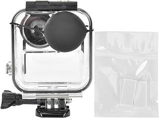 NCONCO Funda impermeable para cámara de acción de 20 m de profundidad ajustable cubierta protectora accesorio de buceo par...