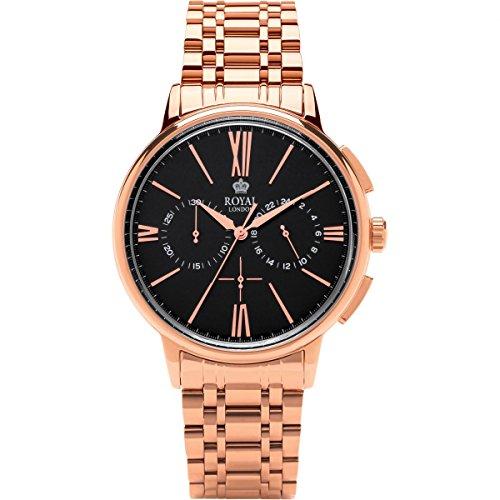 Royal London Herren-Armbanduhr 41370-15