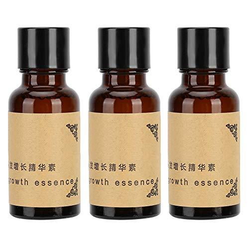 Champú para el tratamiento de la pérdida de cabello, suero para el crecimiento del cabello, cómodo líquido anticaída para el cuero cabelludo seco para uso doméstico
