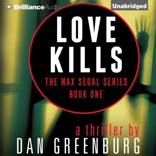 Love Kills audiobook cover art