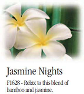 Alexandria's Fragrance Lamp Refill – Jasmine Nights - 16 Ounce - Can Be Used in Any Wick and Ceramic Burner Lamp