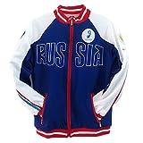 Yuri On Ice Cosplay Costumes Plisetsky Yurio Coat Jacket Outfits Outwear (M) Blue