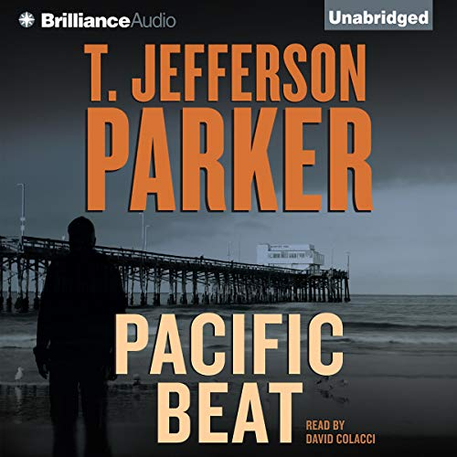 Pacific Beat Audiobook By T. Jefferson Parker cover art