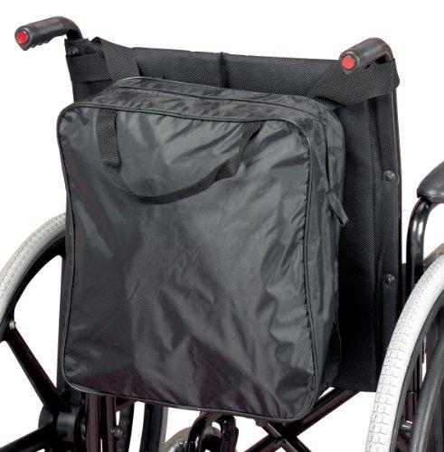 Homecraft Economy-Bag Rolstoel, comfortabele opslag en organisatie, kwaliteit duurzaam waterdicht nylon, handgrepen, accessoires voor mobiele apparaten