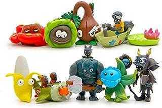 Stylish model of Plants vs Zombies Ten Figure as a set
