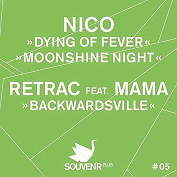 Dying Of Fever / Backwardsville