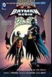 Batman & Robin Volume 3: Death of the Family HC (The New 52) (Batman and Robin: The New 52!) [Idioma Inglés]