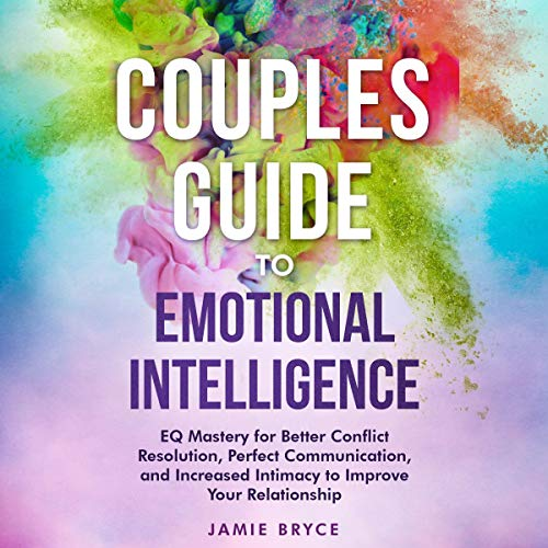 Couples Guide to Emotional Intelligence  audiobook cover art
