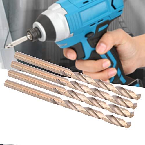 10 stuks HSS-schachtboorgereedschap voor HSS-schacht voor roestvrij stalen ijzeren plaat 6.0/6.5/7.0/7.5mm (7.0)