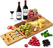 Deal on Organic Bamboo Cutting/ Cheese Boards plus Coupon savings