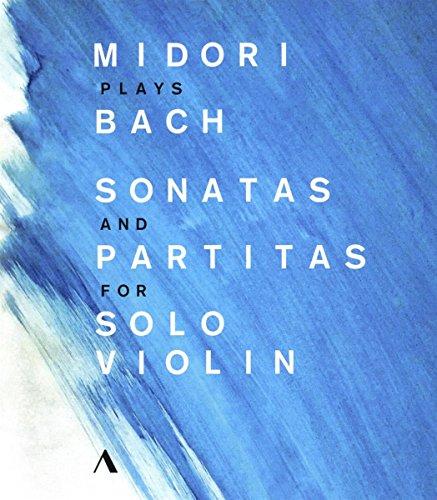 Midori plays Bach: Sonatas and Partitas for Solo Violin [Blu-ray]