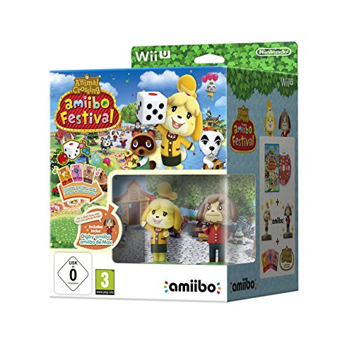 Animal Crossing Amiibo Festival - Limited Edition (Nintendo Wii U)
